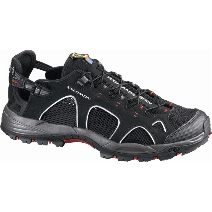 84f00db16900 pánské trekové sandále Salomon Techamphibian 3